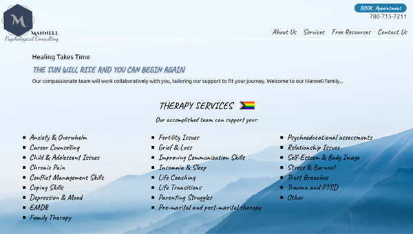 Mannell Psychological Consulting