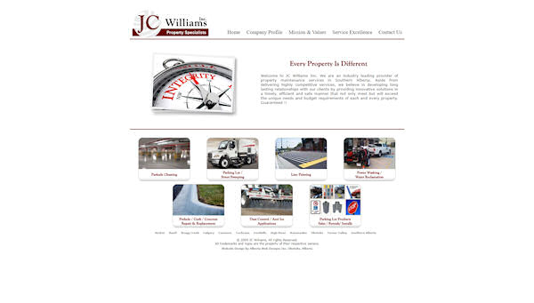 JC Williams Inc