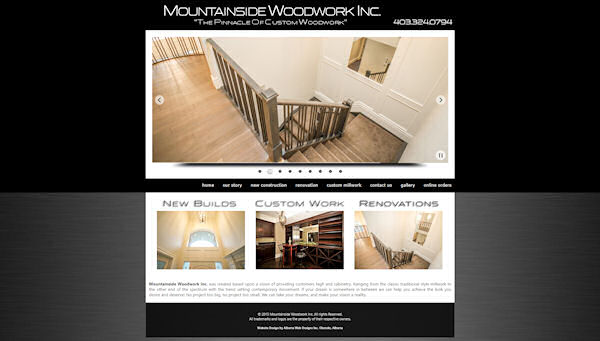 Mountainside Woodwork Inc.